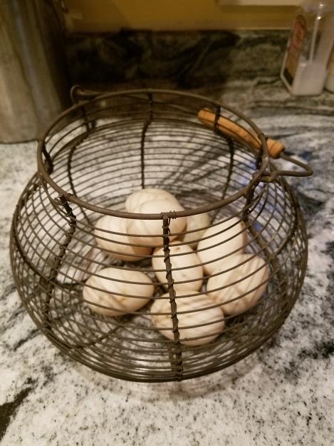 duckle eggs january 2019